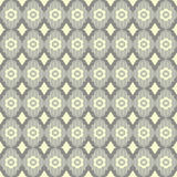 Vintage geometric wallpaper. Stock Image