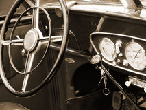 Vintage german car Stock Photography