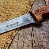 Vintage German knife, 1927 year, Zwillingswerk Royalty Free Stock Image