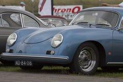 Vintage german sportscar Royalty Free Stock Images