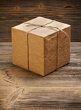 Vintage gift box Royalty Free Stock Photo
