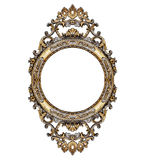 Vintage gilded frame Royalty Free Stock Photos