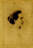 Vintage Girl. Royalty Free Stock Image