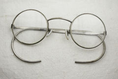 Vintage glasses Stock Images