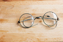 Vintage glasses Royalty Free Stock Photo