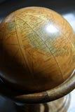 Vintage globe Stock Photo