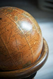 Vintage globe Royalty Free Stock Photos