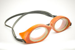 Vintage goggle Stock Photography