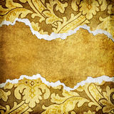 Vintage gold Royalty Free Stock Images