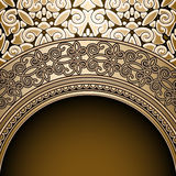 Vintage gold background Royalty Free Stock Photo