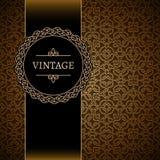 Vintage gold background Royalty Free Stock Image