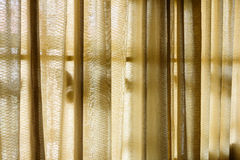 Vintage gold curtain background,Selective focus royalty free stock images
