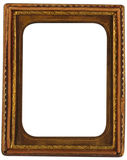 Vintage Gold Frame Stock Photos