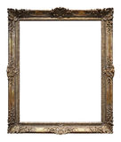 Vintage Gold Frame Stock Images
