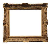 VIntage Gold Frame Royalty Free Stock Photos