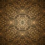 Vintage gold pattern Royalty Free Stock Photos