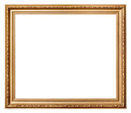 Free Vintage Gold Picture Frame Stock Photography - 82725292