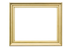 Free Vintage Golden Frame Royalty Free Stock Photography - 13941417