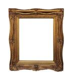 Vintage golden frame Royalty Free Stock Photography