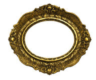 Vintage Golden Frame Royalty Free Stock Photo