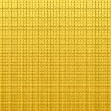 Vintage golden pattern of squares Royalty Free Stock Image