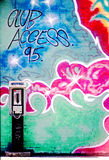 Vintage graffiti - New York Stock Photography