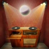 Vintage Grammophone Photos libres de droits