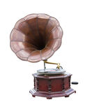 Vintage Gramophone Stock Photography