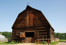 Vintage granary Royalty Free Stock Photography