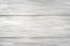 Vintage gray plank wall texture for background in horizontal patterns. Close up Vintage gray plank wall texture for background in horizontal patterns stock photography