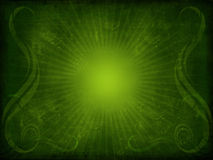 Vintage green background Royalty Free Stock Photo