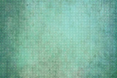 Vintage green geometrical background with circles.  royalty free stock images