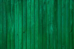 Vintage green painted old wood plank texture. Background royalty free stock photo