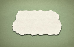 Vintage green paper background with text space Stock Photo