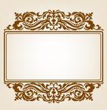 Vintage greeting card Royalty Free Stock Image