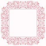 Vintage greeting card. This is file of EPS10 format Royalty Free Stock Photography