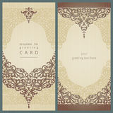 Vintage Greeting Cards. Stock Images