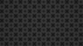 Vintage grey black pattern for background royalty free stock image