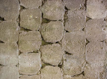 Vintage grey cement wall texture Royalty Free Stock Photography