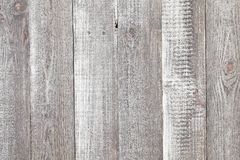 Grey wooden table background. Close up of rustic grey wood table stock photo