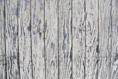 Vintage Grey Weathered Wooden Wall photos stock
