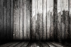Vintage grung wooden wall texture Stock Photography