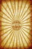 Vintage grunge background with stars and rays Royalty Free Stock Photography