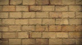 Vintage brown brick,masonry wall background Royalty Free Stock Photo