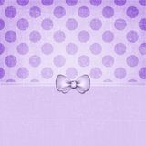Vintage Grunge Dots Background Soft purple 127 Royalty Free Stock Photo