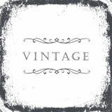 Vintage grunge frame background. Stock Image
