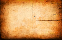 Vintage grunge old paper texture as background Stock Photos