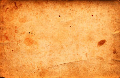 Vintage grunge old paper texture as background royalty free stock images