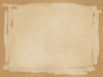 Vintage grunge paper with border Royalty Free Stock Photo