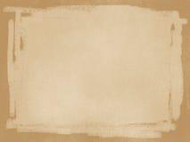Vintage grunge paper with border. Digital vintage grunge paper with border Royalty Free Stock Photo